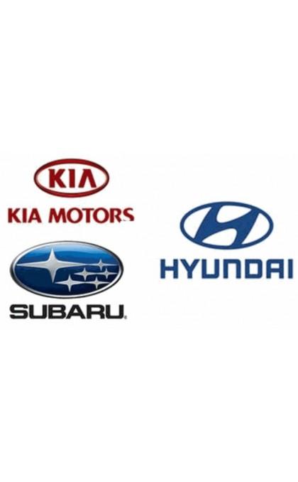 Démarreur pour Subaru / Hyundai / Kia