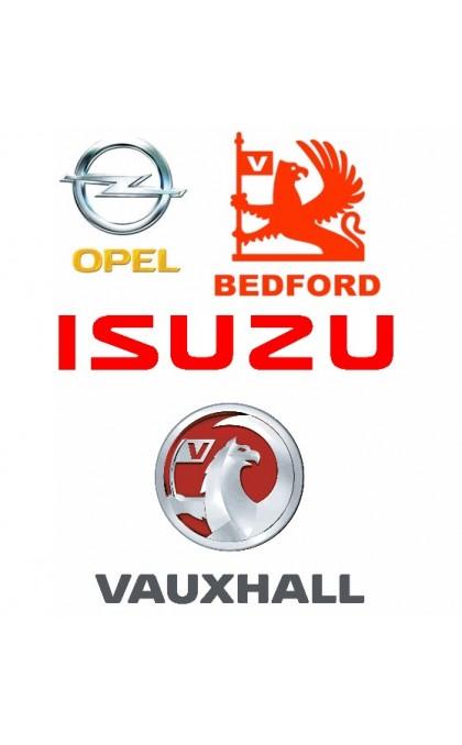 Lichtmaschinen für Opel/Vauxhall/Bedford