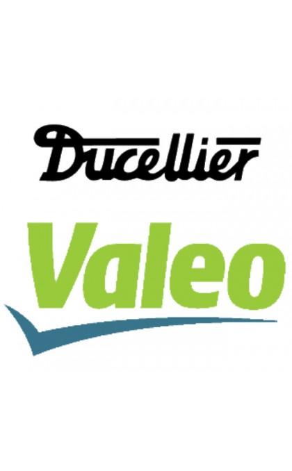 Kohlenhalter / Kohlensatz für lichtmaschinen DUCELLIER / VALEO