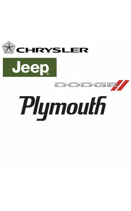 Alternator for CHRYSLER / JEEP / DODGE / PLYMOUTH
