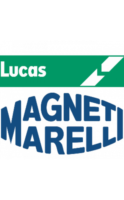 Set of brushes for LUCAS / MAGNETTI MARELLI