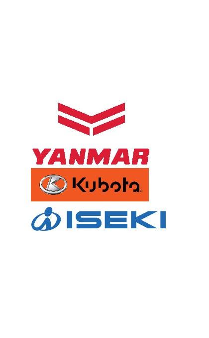 Démarreurs pour KUBOTA/ YANMAR / ISEKI