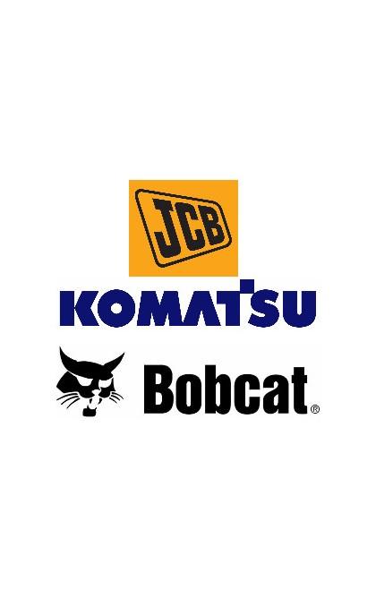 Démarreur pour KOMATSU / JCB / BOBCAT