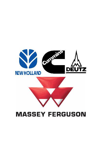 Démarreur pour CUMMINS / NEW HOLLAND / MASSEY FERGUSON / DEUTZ