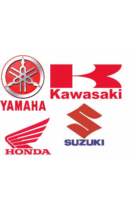 Starter for HONDA / KAWASAKI / SUZUKI / YAMAHA