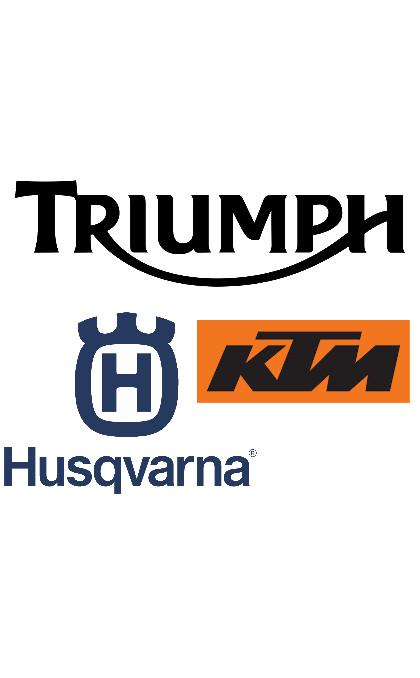 Starter for KTM / HUSQVARNA / TRIUMPH