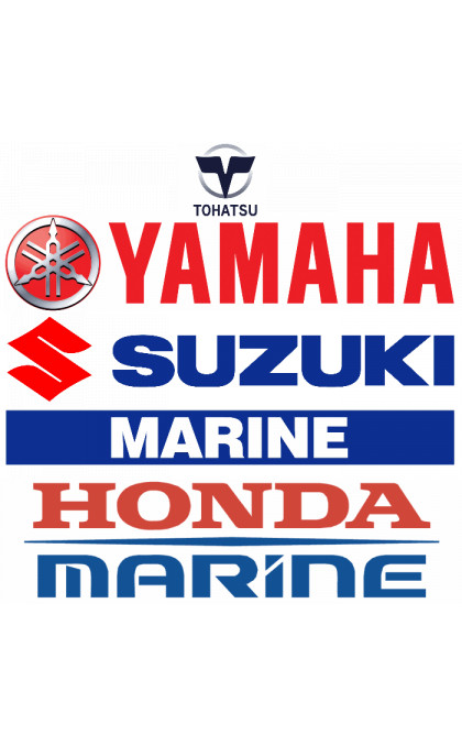 Starter boat for HONDA MARINE / SUZUKI / TOHATSU / YAMAHA