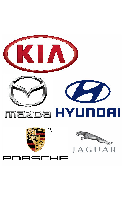 Alternateurs pour KIA / HYUNDAI / MAZDA / PORSCHE / JAGUAR