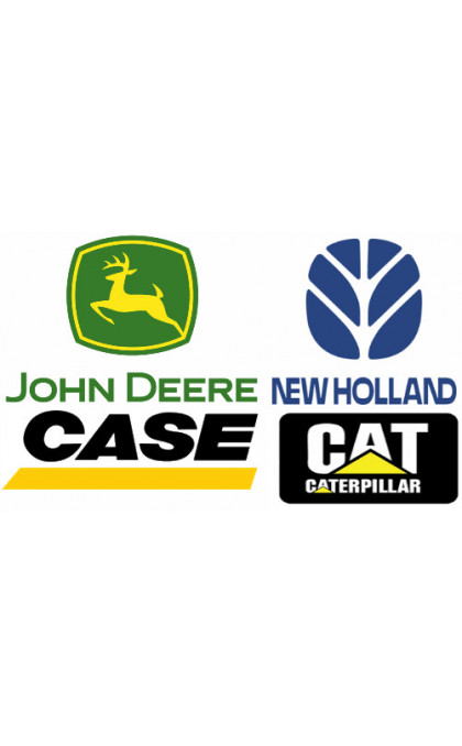 Alternateur pour JOHN-DEERE / CATERPILLAR / CASE / NEW HOLLAND