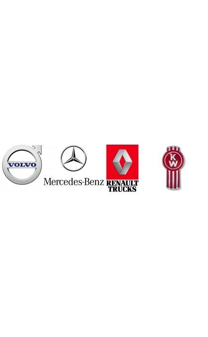 Démarreur pour Camion / Camion Benne / Poids Lourd RENAULT / MERCEDES / VOLVO / KENWORTH